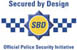 Offical HM Police Force Secured by Design Award